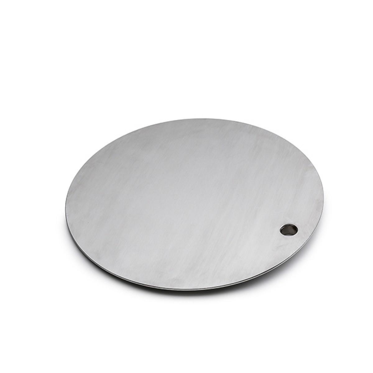 TRIPLE Table | Tisch optionales Zubehör für TRIPLE Fire Bowl | Feuerschale von höfats
