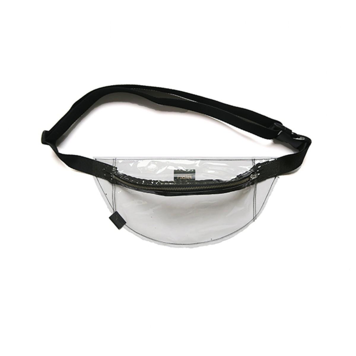 FINSTER hipbag transparent