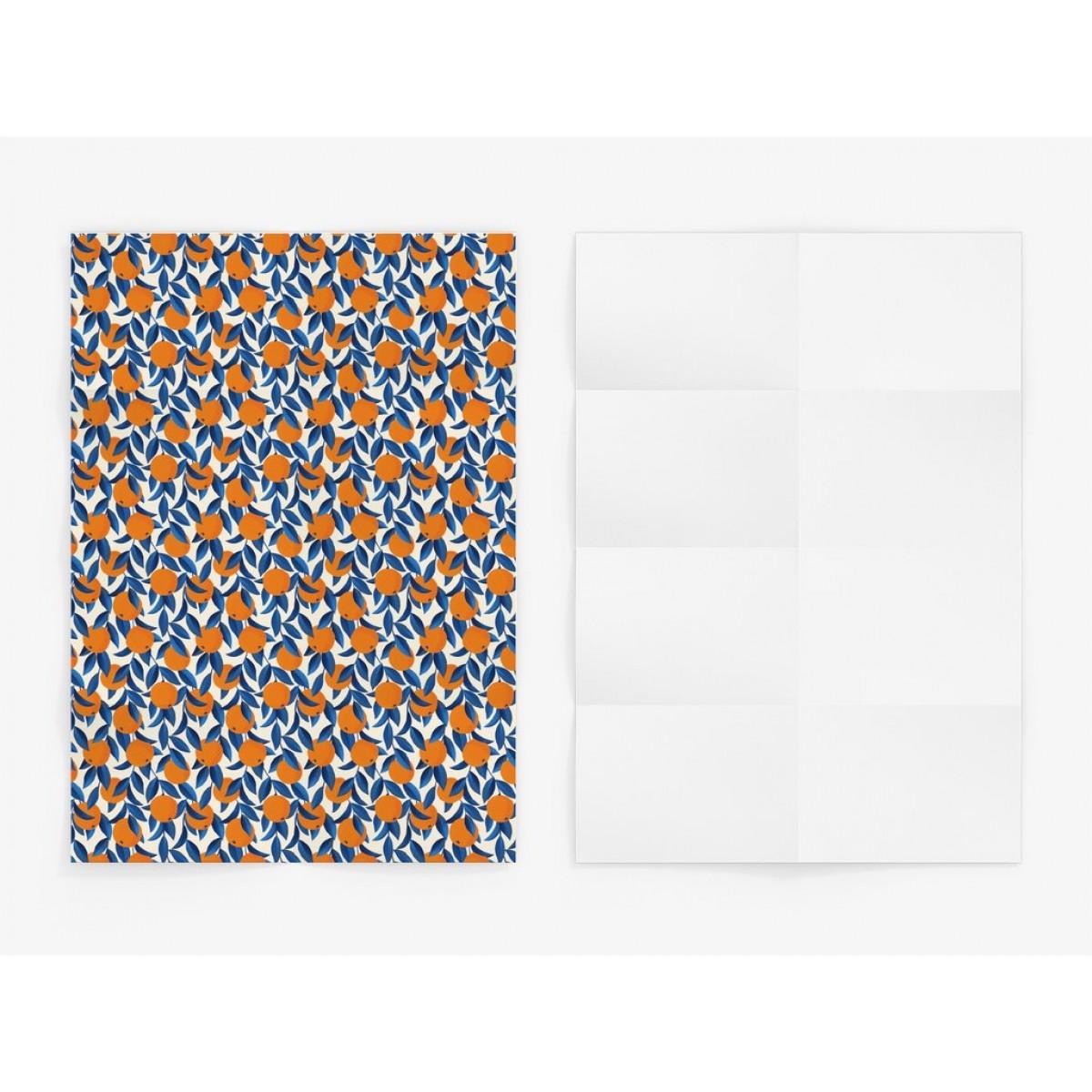 typealive / Geschenkpapier / Fruity Wrap No. 1 (gefaltet)