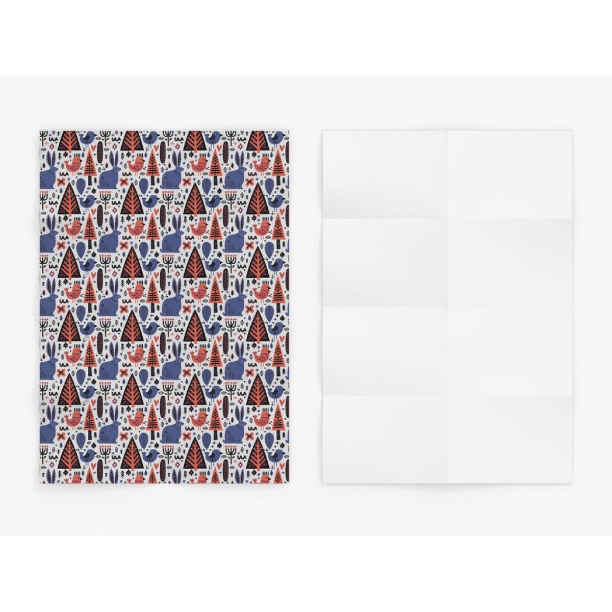 typealive / 5x Geschenkpapier / Hygge Wrap (gefaltet)