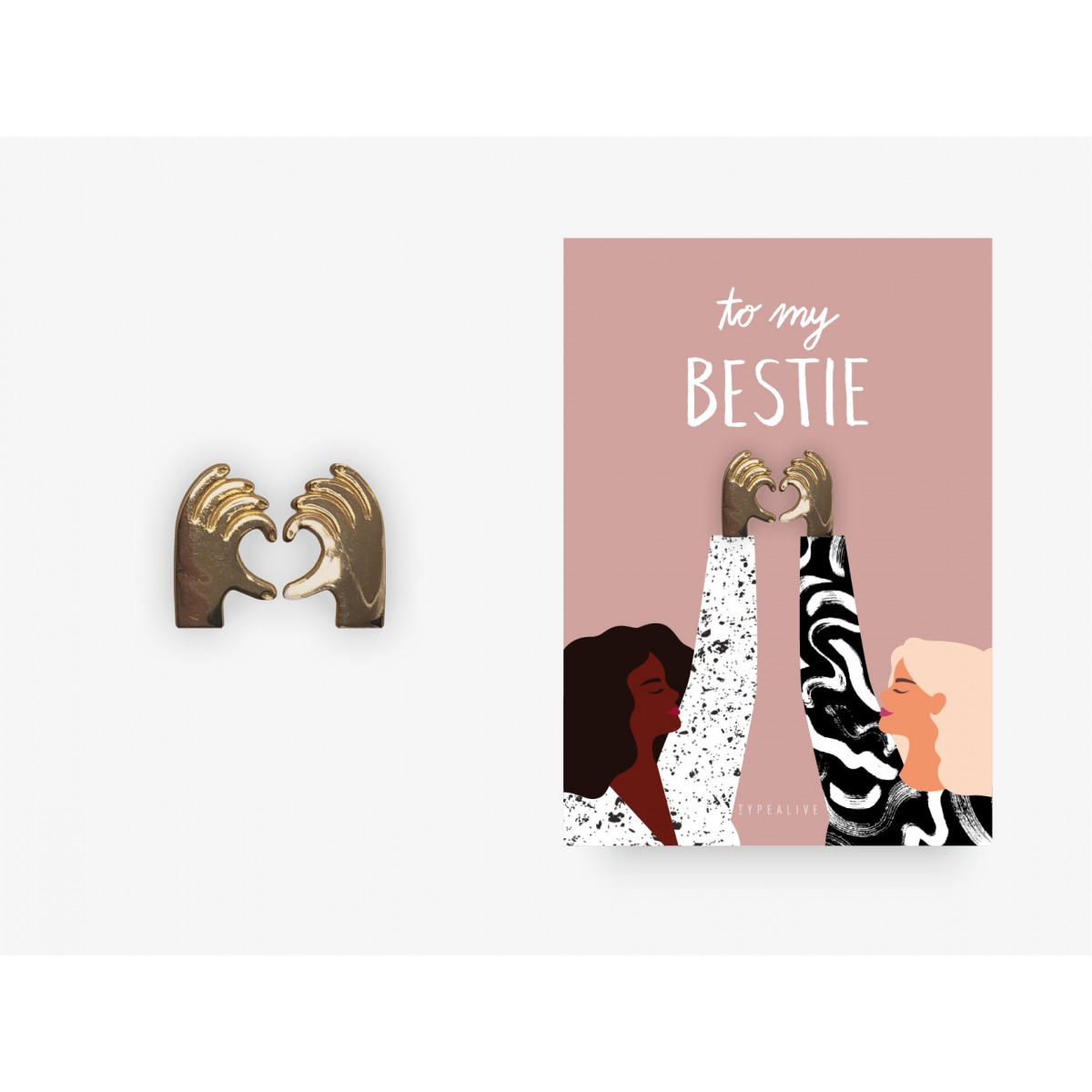 typealive / Pin(s) / Bestie