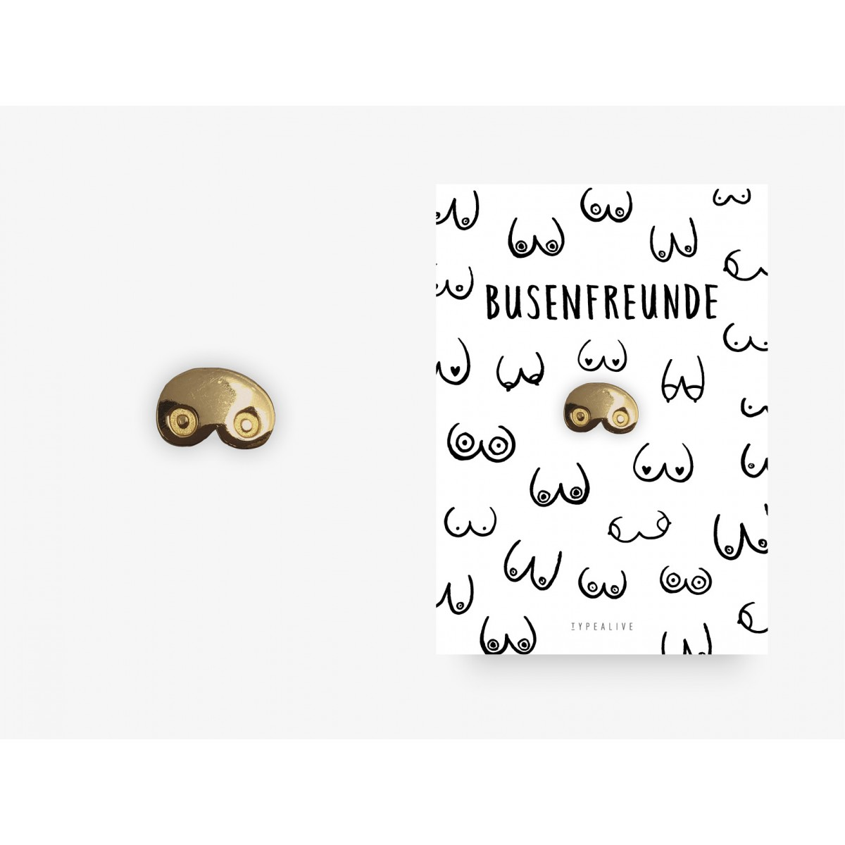 typealive / Pin / Busenfreunde