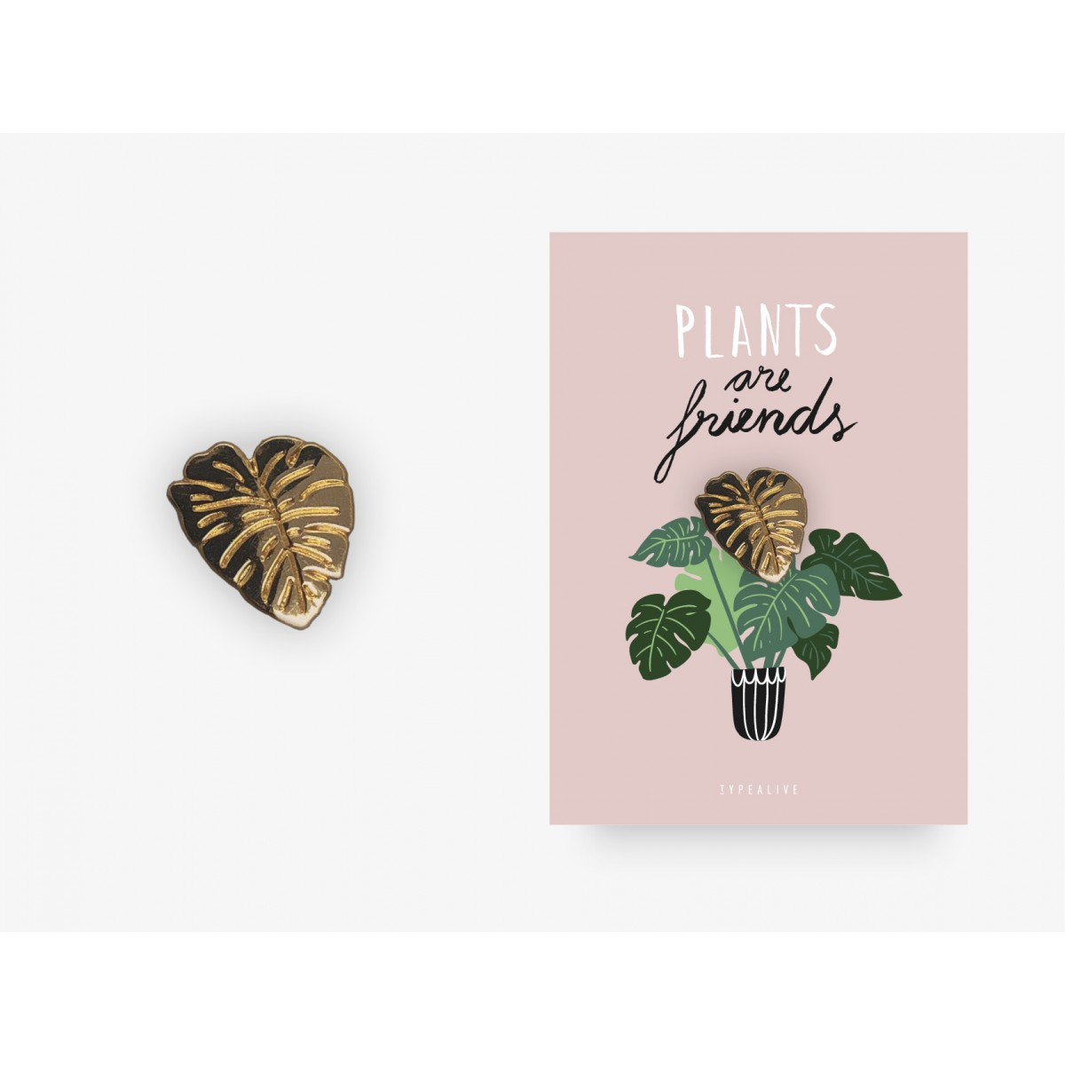 typealive / Pin / Plants Are Friends