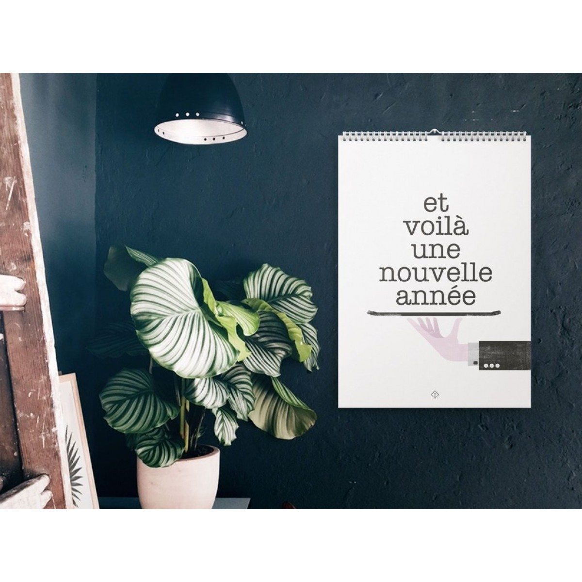 typealive / Wandkalender / Prints 2020