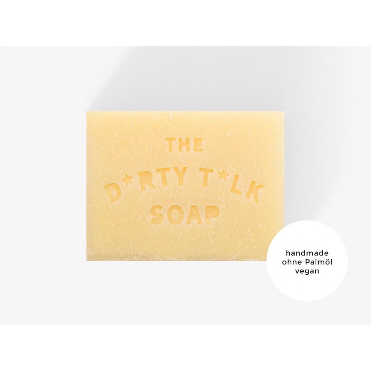 typealive / THE D*RTY T*LK SOAP / Schmutziges Spülchen