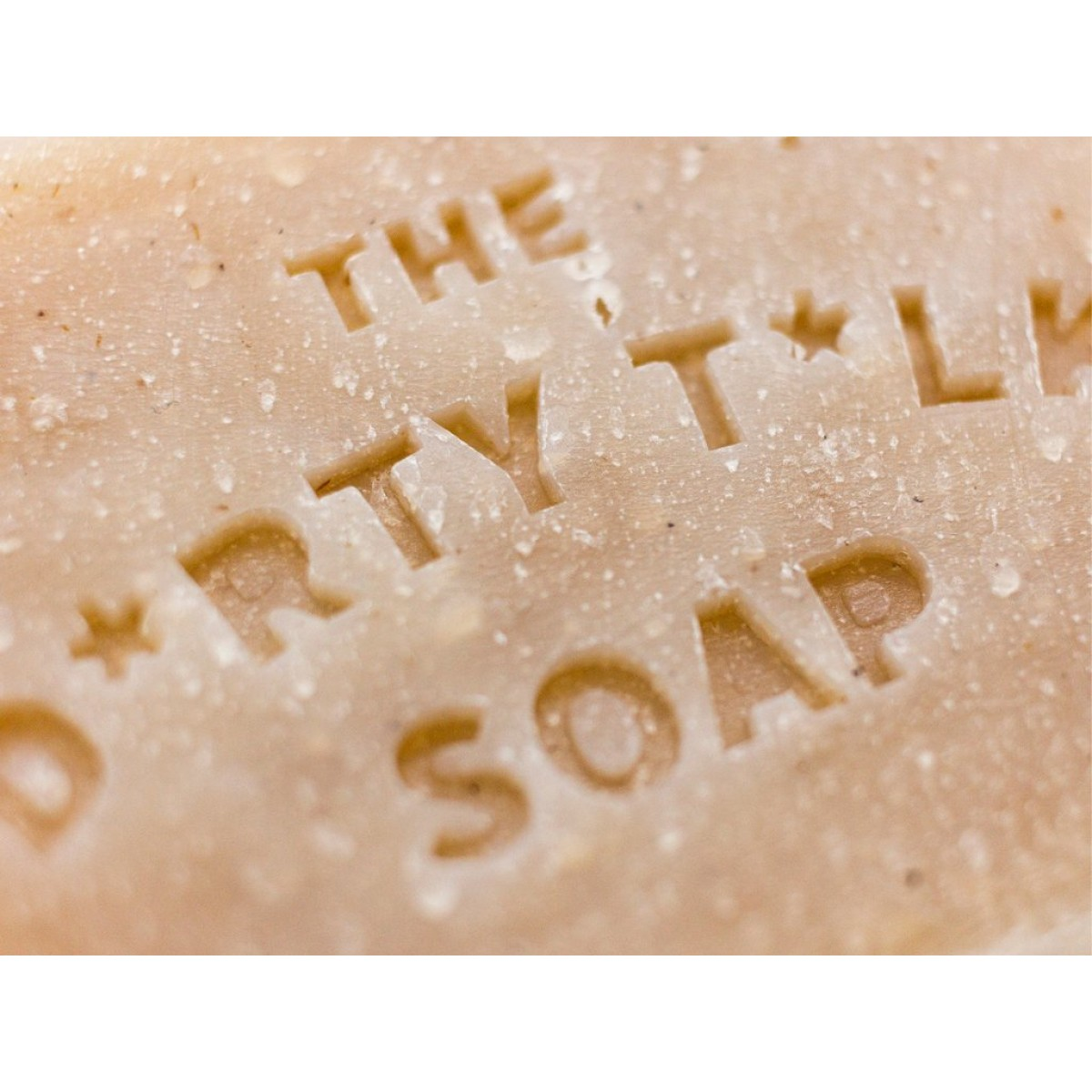 typealive / THE D*RTY T*LK SOAP / Schmutziges Spülchen