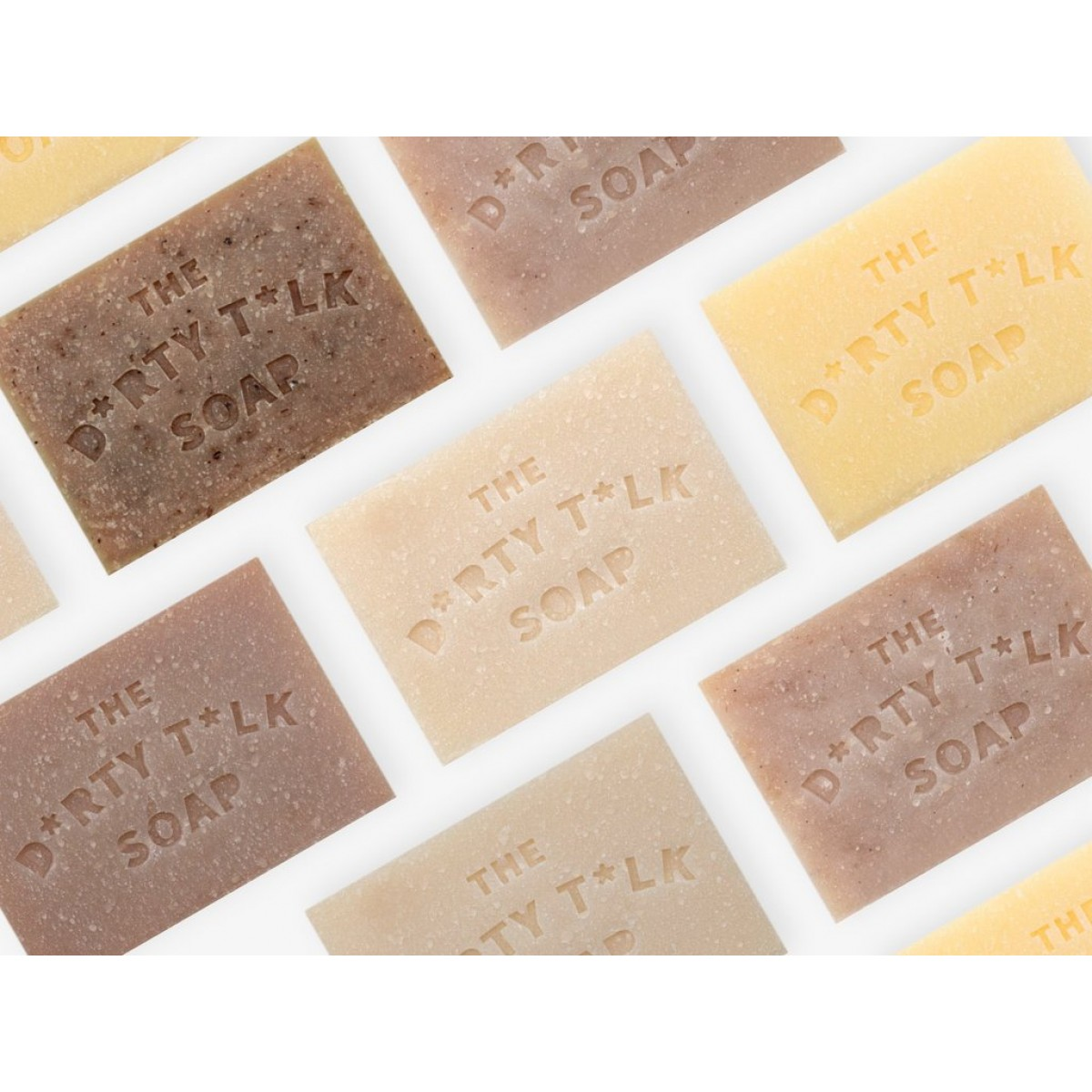 typealive / THE D*RTY T*LK SOAP / Mach Mich Feucht