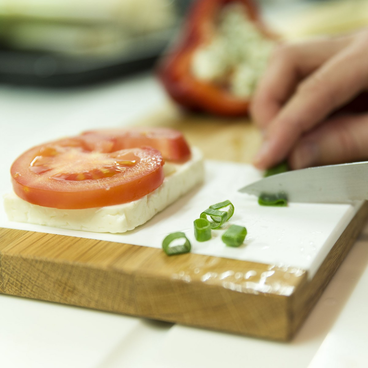 Vesperbrett vespro, Schneidebrett | Frühstücksbrett | Küchenbrett