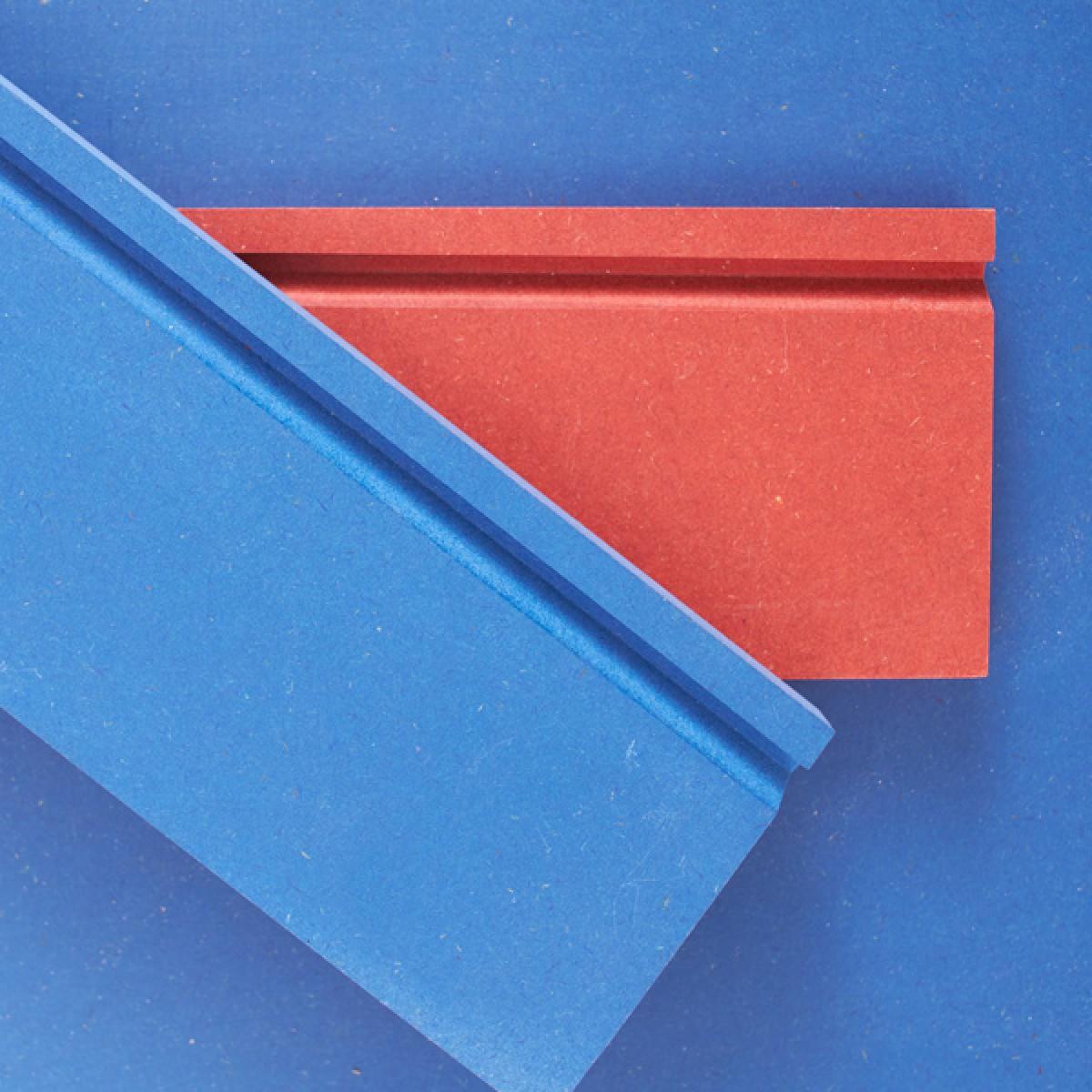 VINDUE BRICK IPAD HOLDER - BLUE