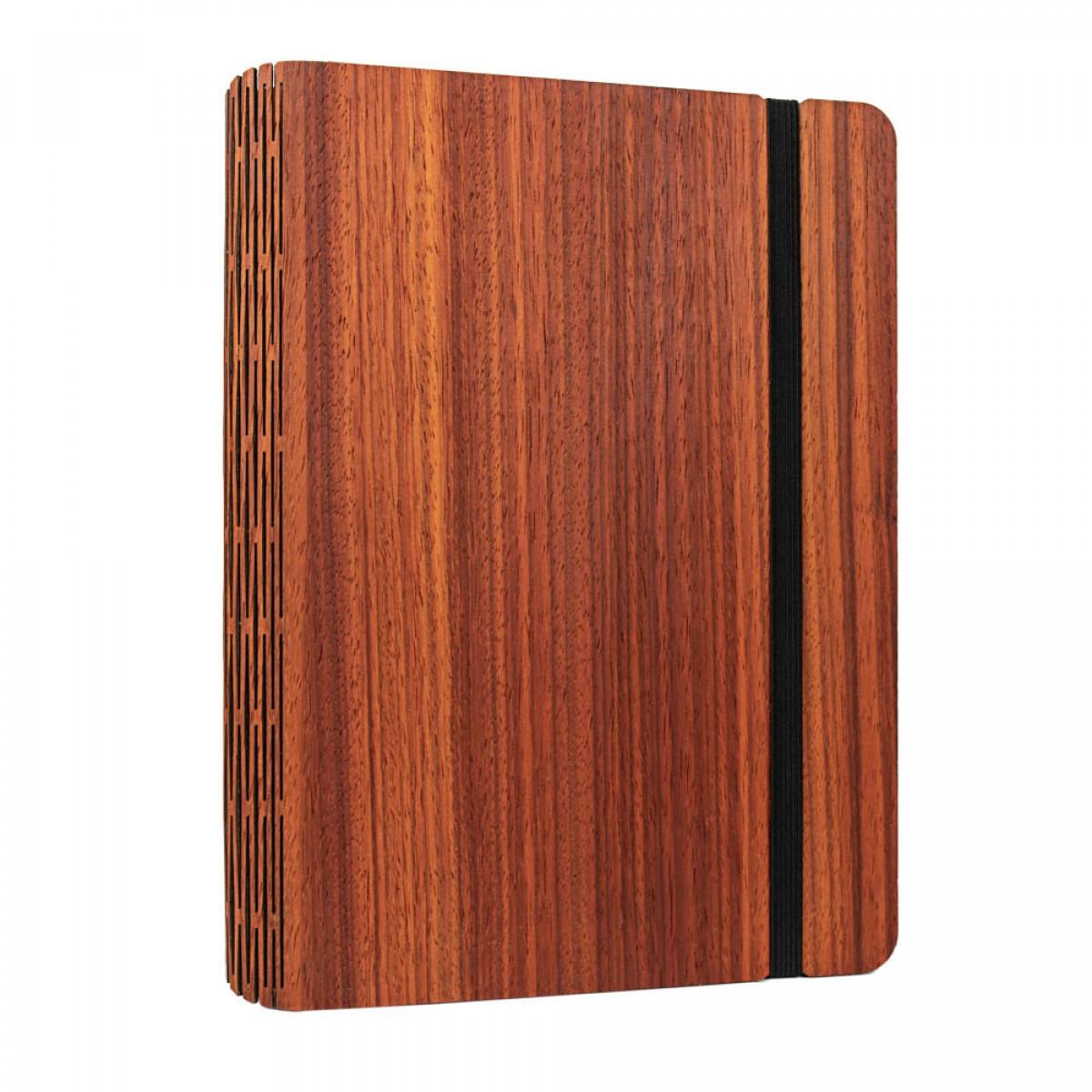 JUNGHOLZ Design WoodCase, Tablet, Padouk, iPad Pro 10.5''