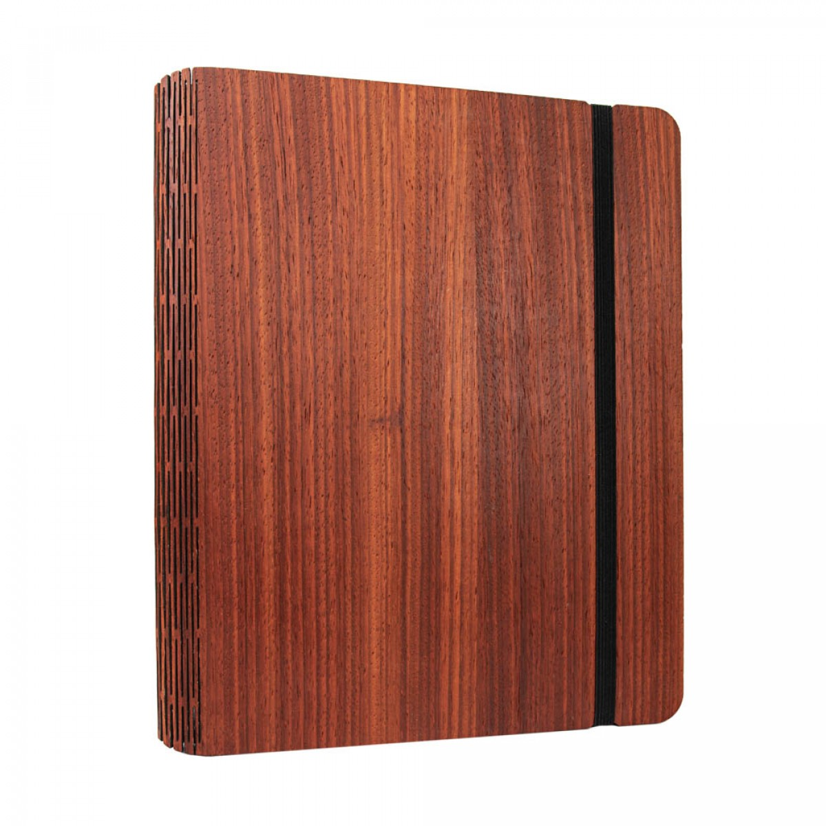 JUNGHOLZ Design WoodCase, Tablet, Padouk, iPad Pro 12.9'' 3.Generation