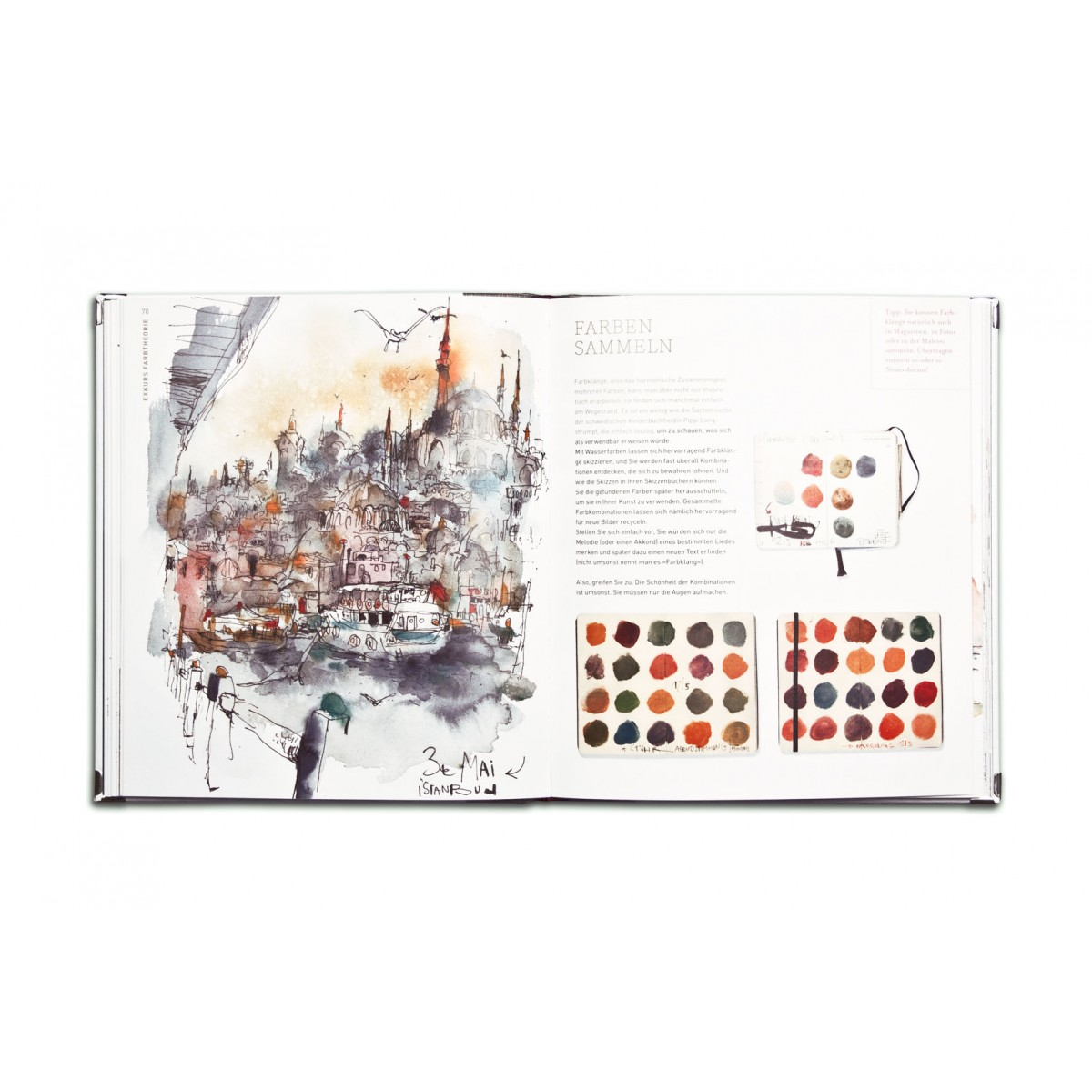 Felix Scheinberger - Wasserfarbe für Gestalter