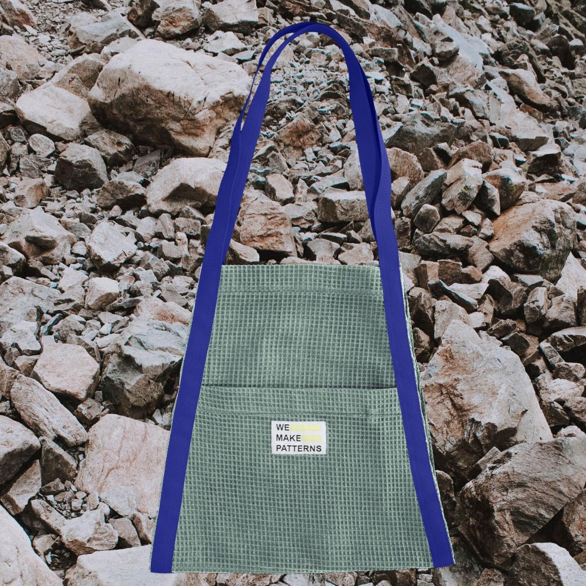 We Make Patterns - Surf&Yoga Carry Bag Mint