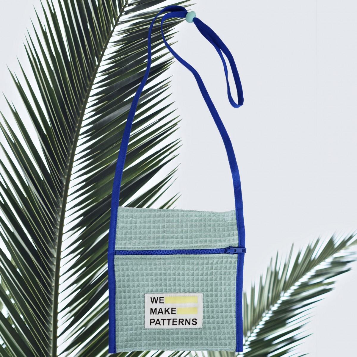 We Make Patterns - Traveller's Purse Mint