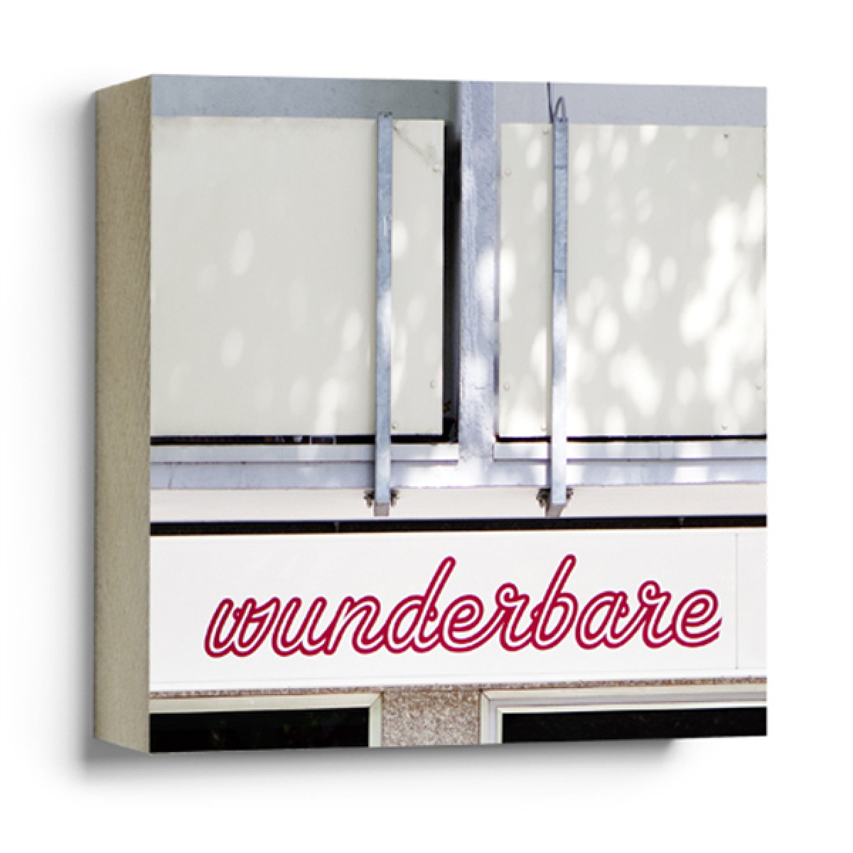 "München im Quadrat - ""wunderbare"""