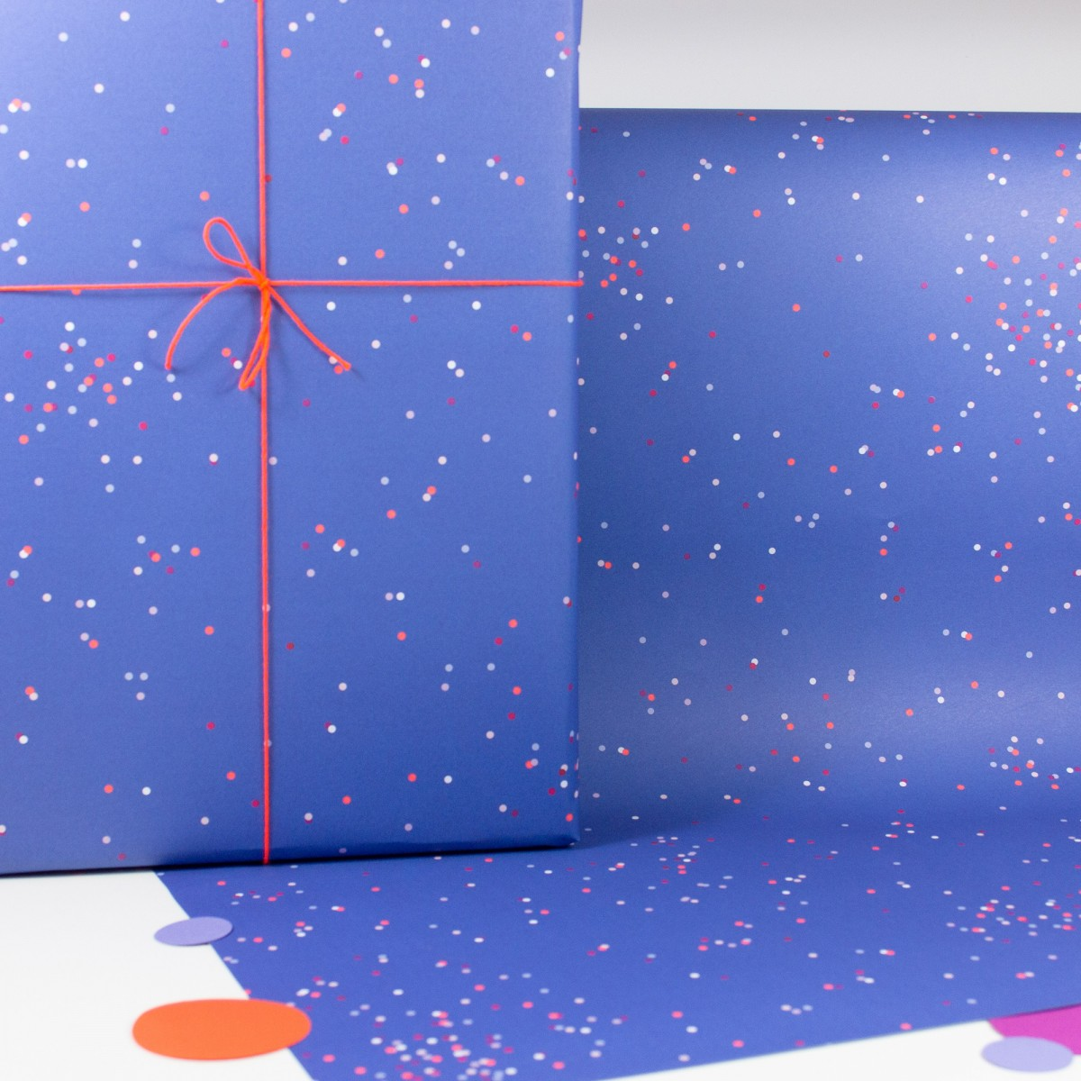 """Bow & Hummingbird Geschenkpapier """"Confetti"""""""