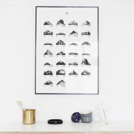 Coco Lapine Design Mountain ABC