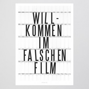 typealive / Falscher Film