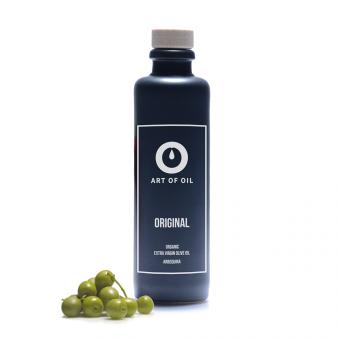 Biologisches Extra Virgin Olivenöl - Original (200ml)