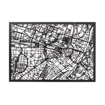 3d Stadtplan MÜNCHEN