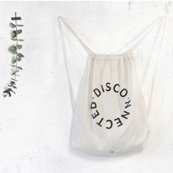 typealive / Rucksack Turnbeutel Disco-nnected No. 2