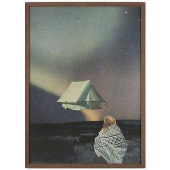 Human Empire Tent Poster (50x70cm)