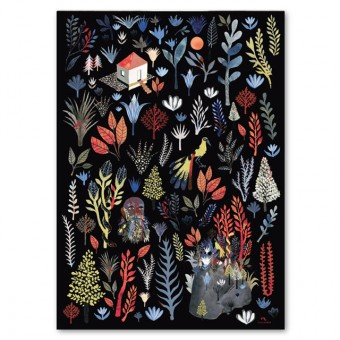 The Great Outdoors Poster (50x70cm)