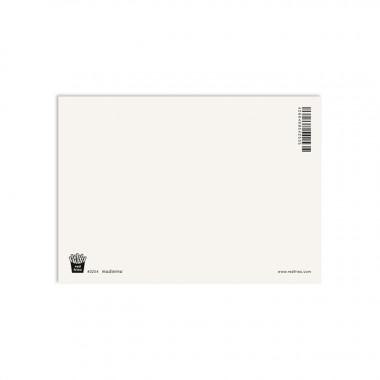 redfries madonna – Postkarte DIN A6