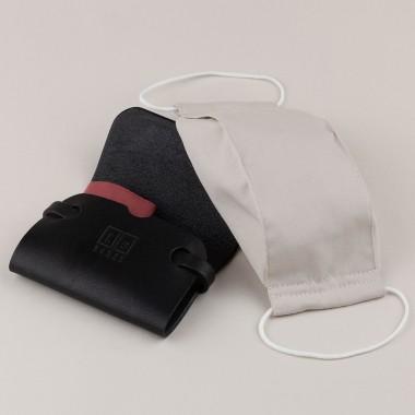 Laura Stolz - Maskentaschen aus pflanzlich gegerbtem Leder