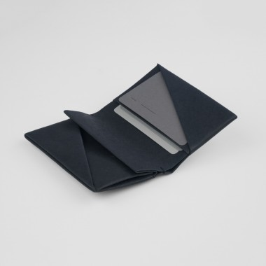 VANOOK Wallet Small / Charcoal