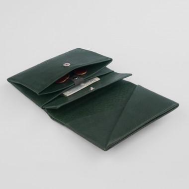VANOOK Wallet Large / Malachite
