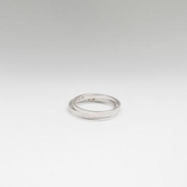 Jonathan Radetz Jewellery, Ringset JOIN, Silber 925
