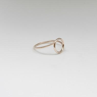 Jonathan Radetz Jewellery, Ring SPIRAL, Gold 375