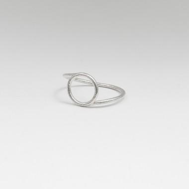 Jonathan Radetz Jewellery, Ring SPIRAL, Silber 925