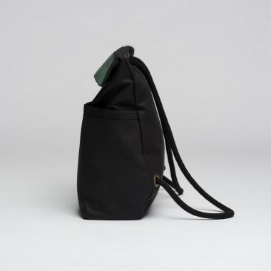 VANOOK Dual Backpack Charcoal / Malachite
