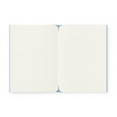Notizheft blanko Edition Mondphasen