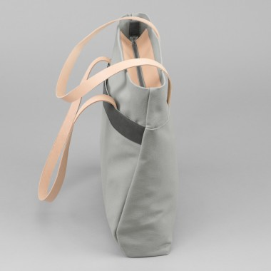 VANOOK Shopper Grey/Nude