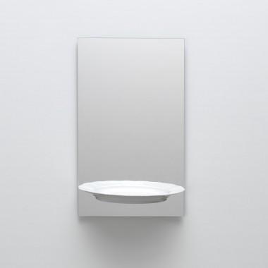 """details, produkte+ideen """"Halbe Portion"""" Spiegel, Design von Jette Scheib"""