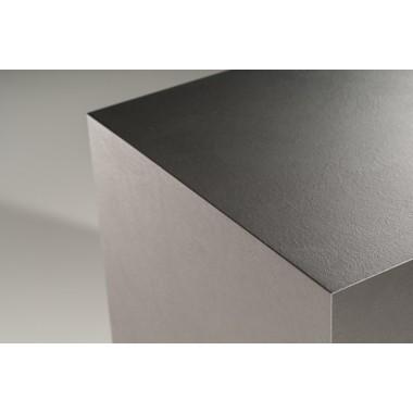 Pasch6, platin - Couchtisch, Beistelltisch, Hocker