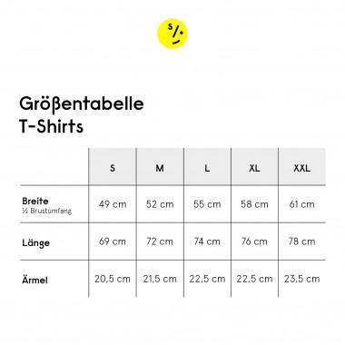 """""""liberté égalité weinschorlé"""" Unisex T-Shirt (Organic Cotton)"""