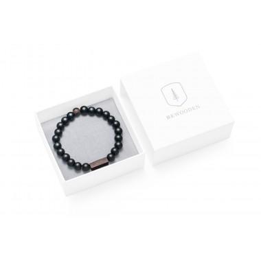 Nox Wenge Bracelet von BeWooden