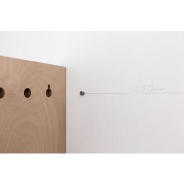 STADIG.anziehend Magnet Schlüsselbrett