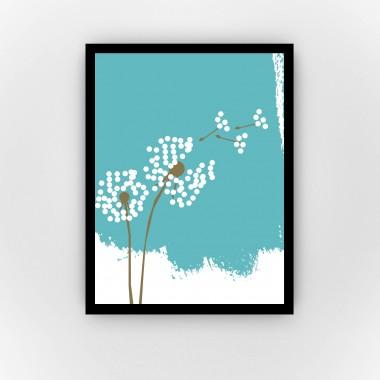 Dandelion (Fine Art Bureau)