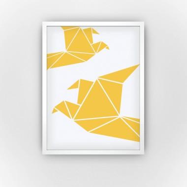 Flying Around (Fine Art Bureau)