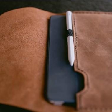 """hecho. Ledertasche """"Pablo"""" für iPad Pro 10,5"""" (Hülle, Cover, Sleeve, Schutz)"""