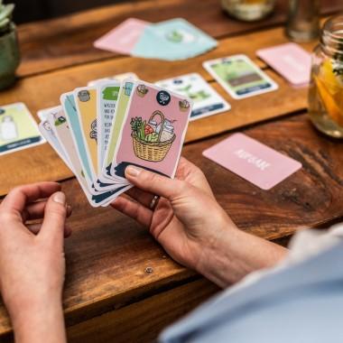 Planet A - Das nachhaltige Kartenspiel