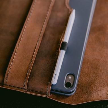 """Ledertasche """"Fernando"""" für iPad Pro 11"""" (Hülle, Cover, Sleeve, Schutz)"""