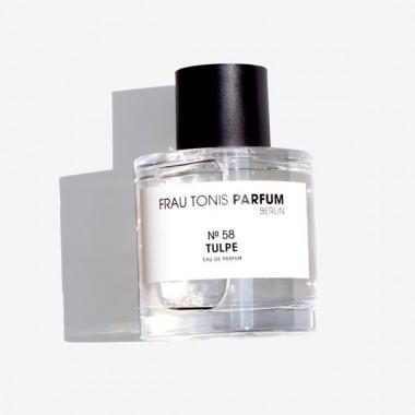 Frau Tonis Parfum No. 58 TULPE (frühling, blumig, leicht), 50 ml Eau de Parfum