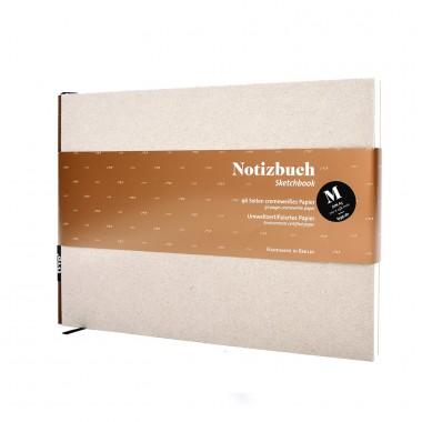 tyyp Notizbuch M (Karton) DIN A5 quer