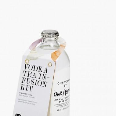P & T Winter Gewürze Wodka Kit